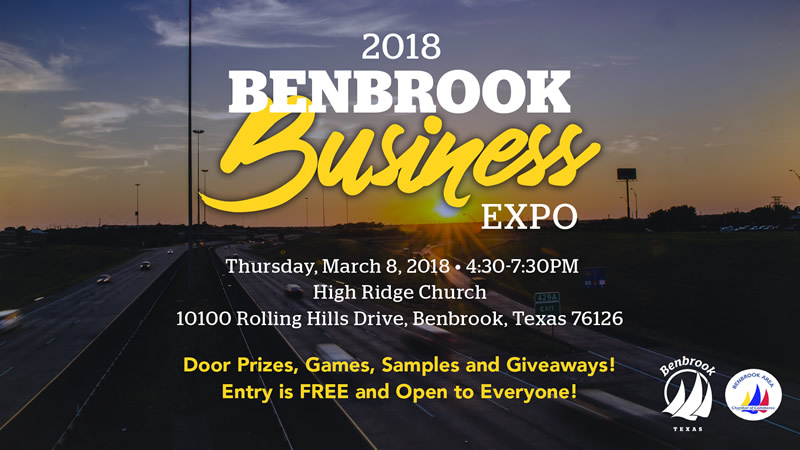 Benbrook 2018 Business Expo FB Event