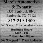 Marc's Automotive